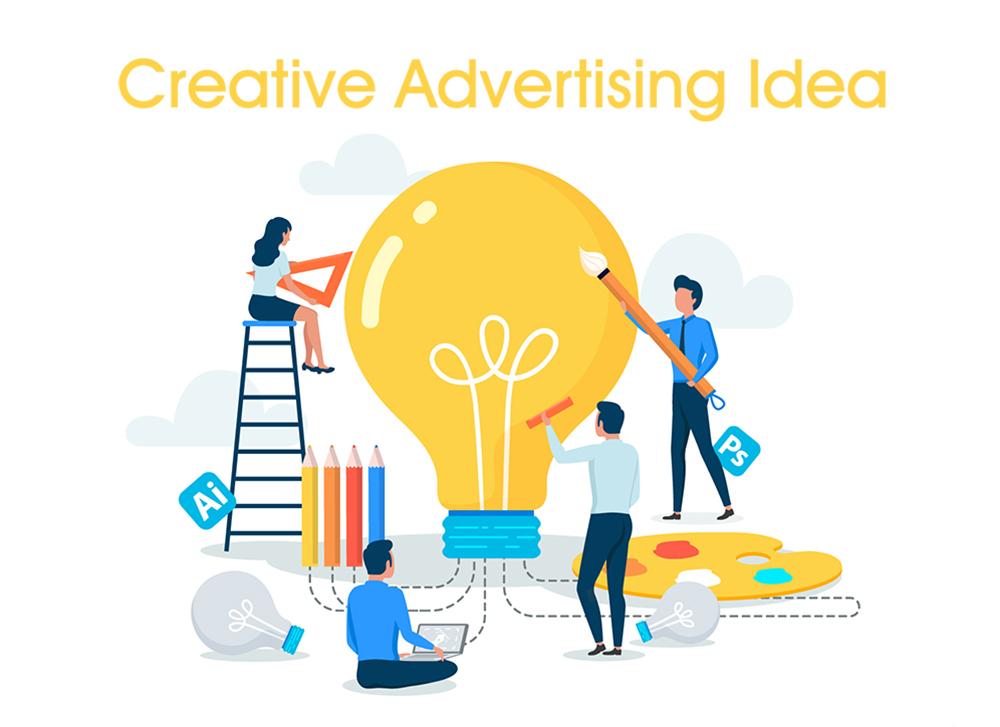 افكار تصوير اعلانات