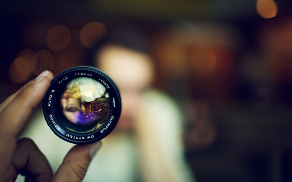 خدع بصرية تصوير اعلانات