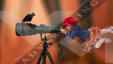 Photo of الخدع البصرية في تصوير الاعلانات