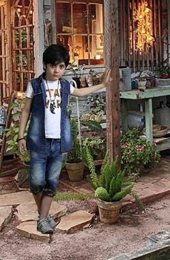 تصوير ملابس الأطفال 3