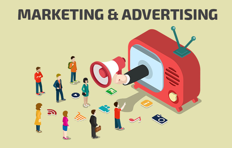 اهمية الاعلانات في التسويق والدعاية